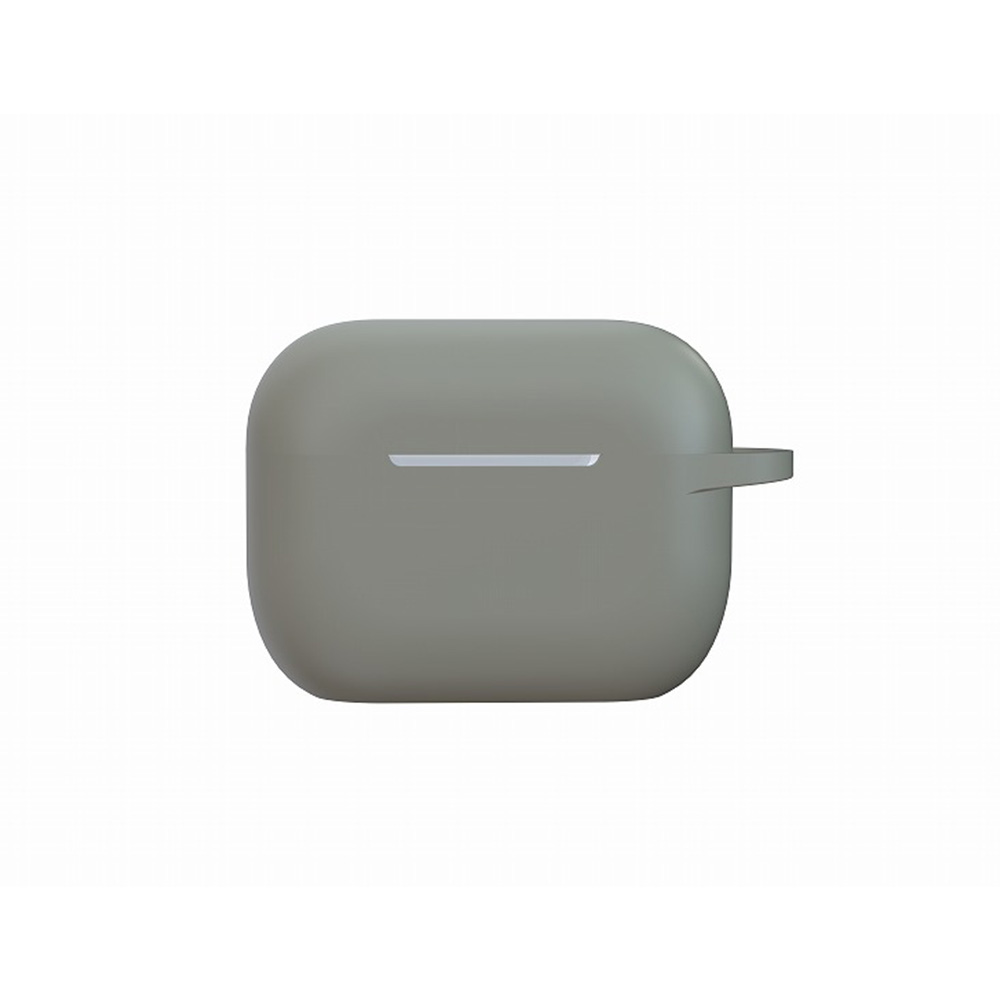 AirPods Pro シリコンケース 傷から守る手触りの良いカバー/Devia Naked silicone case suit