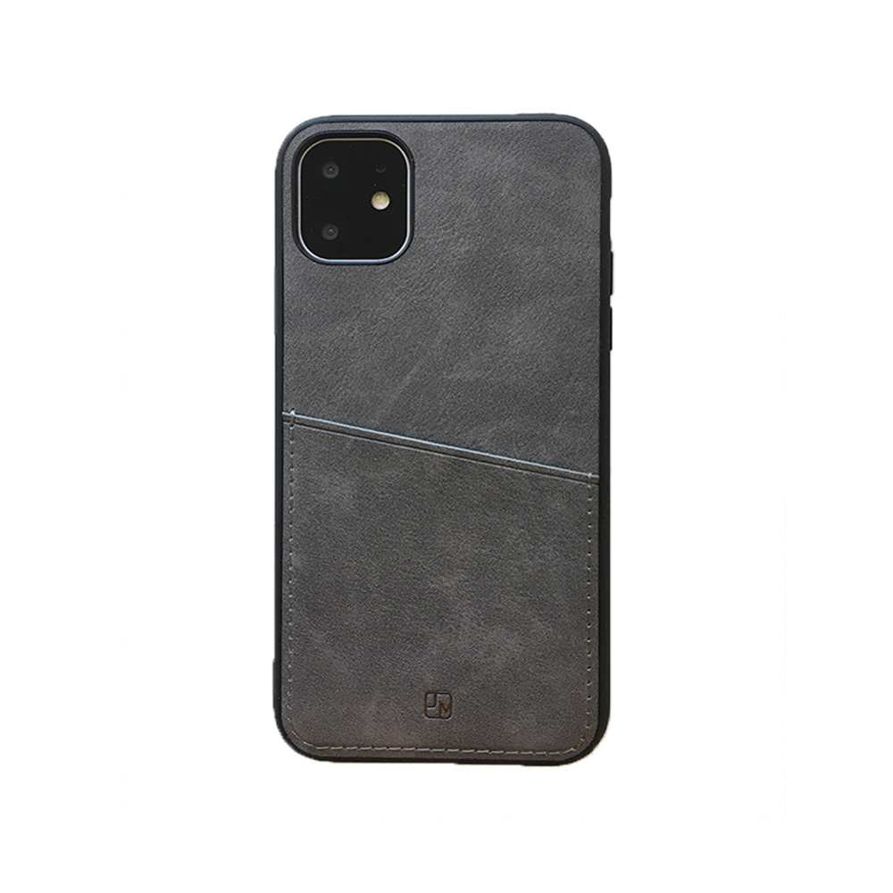 2019 iPhone 5.8 バックカバー 雰囲気抜群 手になじむ良い風合いのレザー アンティーク ケース/ANTIQUE POCKET (soft)