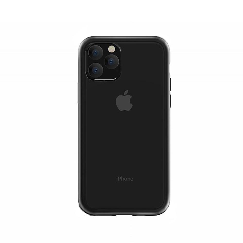 2019 iPhone 5.8 ハイブリッドケース 高い透明度で端末本体カラーが際立つ モダンなデザインケース/Shark4  Shockproof Case