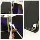 iPad Pro 10.5にDEVIAブルーライトカット保護ガラスとケースを装着